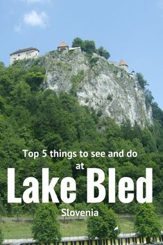 Lake Bled is an amazing place to visit and if visitors are in the area, it is a must place to stop off at. Famous for its island in the middle of the lake with its church, Lake Bled offers so much more and a couple of days here will make visitors will relaxed, refreshed and wanting more of the same in the future. Here are a few tips from me on what to do and see around Lake Bled.