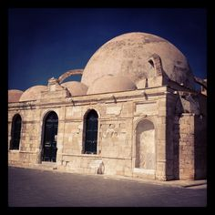 Giali Tzami mosque #Chania #Crete #Greece