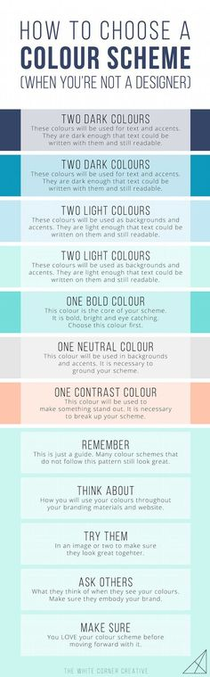 9 Graphs That Will Turn You Into an Interior Decorating Genius These 9 home decor charts are THE BEST! I'm so glad I found this! These have seriously helped me redecorate my rooms and make them look AMAZING! So pinning this! Interior Design Tips, Home Interior, Interior Ideas, Apartment Interior, Interior Painting Ideas, Home Painting Ideas, Bedroom Interior Design, House Color Schemes Interior, Decorate Apartment