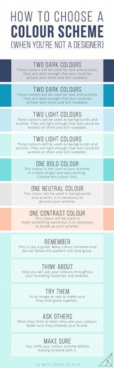 Psychology : Color Scheme. jwt