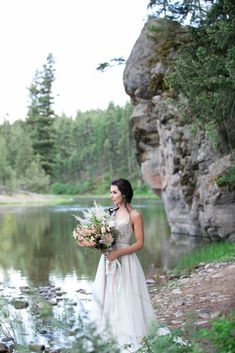 Resort At Paws Up Styled Montana Elopement - KC Kreit Photography