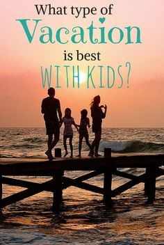 Trying to work out what to do for your next/first trip with kids? This article should help! http://www.wheressharon.com/planning-family-travel/type-vacation-best-young-kids/