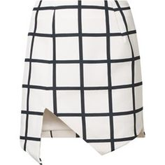 Finders Keepers LAST CALL Spódnica mini white