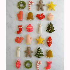 Purl Soho Advent Calendar Kit | eBay...inspiration
