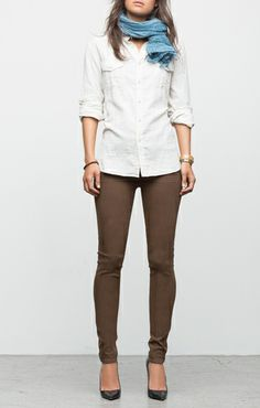 Another perfect fall look....citizens of humanity