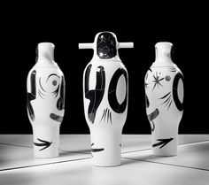 BD Barcelona Design celebrates 40th birthday with hand-painted vases by Jaime Hayon | urdesign magazine