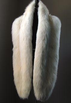 $1,160 - Stay luxuriosuly warm...Blaze & Lawrence Luxury Furs www.etsy.com/shop/AutumnandYosVintage?ref=hdr_shop_menu  -  Ultimate Luxury Gift Or Bridal Wedding Black Tie Formal Accessories/ Huge Hollywood Marilyn Monroe Inspired Arctic Fox Fur Stole/Wrap Shrug   ех норка, 모피 밍크, 毛皮 狐狸, piel visón fourrure vison pele Pelz Nerz Päls pelliccia visone pels хутро лисиця bont ثعلب ترف 毛皮 ミ חַרפָּן שועל #Luxury #Gift #Accessories #Fashion #StreetStyle #Wedding #Prom #Formal #Classic #Fur