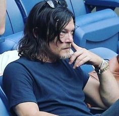 All Things Norman Reedus: Photo Norman Reedus, Daryl Dixon Walking Dead, Fear The Walking Dead, Walking Man, Melissa Mcbride, Stuff And Thangs, S Pic, Man Alive, Attractive Men