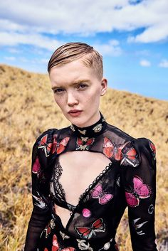 Ruth Bell | Vogue China Setembro 2016