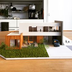 フィールドさんはInstagramを利用しています:「先日、#プレゼン させてもらった #模型 😙 ・ 大変気に入ってもらえました‼︎ ・ 場所は、#掛川 ‼︎ ついに、#静岡 進出です🤩 ・ #建築模型 #architecturemodel #architecture #architecturalphotography…」 Small House Design, Modern House Design, House Information, House Blueprints, House Layouts, Architect Design, Model Homes, Simple House, Home Interior Design