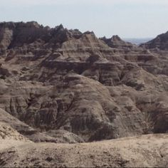 Badlands National Park...one of my fav family vacations