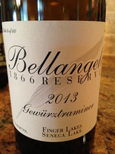 Wine and Dine: Bellangelo 1866 Reserve Gewurztraminer 2013 and Pineapple Cheese Ball