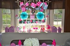 pinterest spa party ideas | Lola's Spa Party!