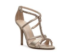 Nine West So Much Luv Sandal -  Ideas for Rachel's Wedding (come in silver too)