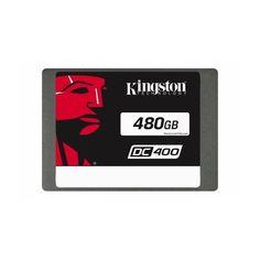 Kingston SSDNow DC400 480GB 2.5 inch SATA3 Solid State Drive