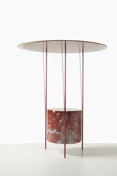 Molteni&C Panna Cotta coffee table design Ron Gilad
