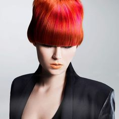 NAHA Winning Collection by Alain Pereque | See the full #hair collection at salonmagazine.ca