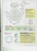 Friendly Frog Plant Poke {Birdhouse Recipe Clip bottom of page} 2/2