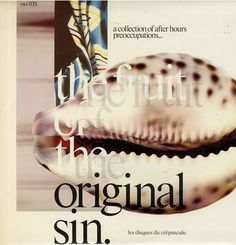 Various Artists - The Fruit Of The Original Sin (Les Disques Du Crépuscule)