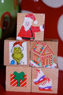 Christmas & Winter Imagination Dice - ThinkingIQ christma stori, idea, winter, prek christma, dice games, christmas, christma craft, christma magic