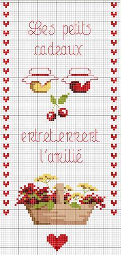 Aujourd'hui une grille gratuite de Martine RIGEADE que je partage avec vous, bonne petites croix Lien : http://www.aufildemartine.fr/3.7_grilleamitie/page55_grille_amitie.htm