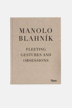 // Manolo Blahnik: Fleeting Gestures and Obsessions