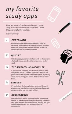 Pin by kacysing on study school study tips, study apps, high school hacks. Best Apps For School, High School Apps, Life Hacks For School, School Study Tips, College Study Tips, Back To School Tips, High School Junior, Middle School Supplies, Back To Uni