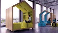 mobiele werkplek flex interieurbouw