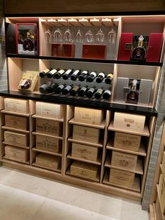 Wine Shop Interior, Home Interior Design, Alcohol Cabinet, Wine Furniture, Whiskey Room, Caves, Home Wine Cellars, Wine Cellar Design, Wine Tasting Room