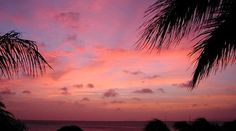 Once a Visitor Always a Friend! Bonaire #Caribbean #Travel #Tourism  Bonaire's beautiful sunset!