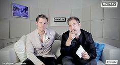 #PromiBigBrother 2013: #TwinTV ziehen ins #PromiBB-Haus #bbde #sat1 › Stars on TV