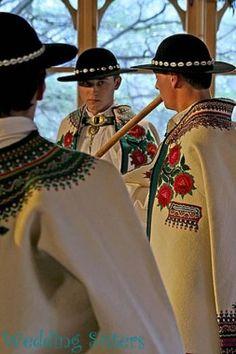 wesele w stylu góralskim-National Costume