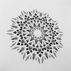 #mulpix Few spaces left in May and June, email woodfarmtattoo@gmail.com to book in  #tattoo  #mandala  #mandalatattoo  #blackwork  #blacktattoo  #dots  #dotwork  #dotshading  #dotworktattoo  #stippling  #pointillism  #patterns  #ornamentaltattoo  #tribaltattoo  #sacredgeometry  #woodfarm