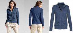 blusa de frio com ziper feminino preta moleton - Pesquisa Google