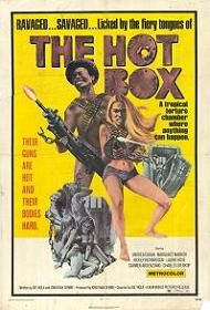 The Hot Box (1972) $19.99; When four sexy nurses arrive in the tropics to work at a medical aid unit, they get more than they bargained for. The terror begins when they're kidnapped by a troop of ruthless bandits and subjected to all kinds of vulgar treatment. A rebel steals them away to care for his poverty-stricken people, and their luck begins to change. But not for long, as the girls are soon captured by a sadistic government official (Charles Dierkop), caged in a hot metal box.