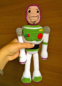 Toys Story Amigurumi : 1000+ images about Bonecos on Pinterest Amigurumi ...
