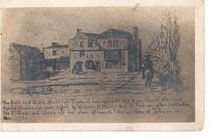 Postcard Bull & Gate Kentish Town