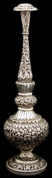 Kutch Silver Sprinkler - Colonial India