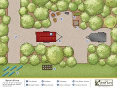 Setting Up Your Land for a Tiny House.  An excellent blog post covering access, infrastructure (trash, recyclables, compostables, grey water, and toilet waste), security, utilities, bulk storage, outdoor living space, visibility, solar exposure, proximity to amenities