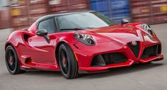 Zender Spices Up Alfa Romeo [w/Video] Diesel Tuning, Alfa 4c, Alfa Romeo Gta, Unique Cars, Modified Cars, Sport Cars, Cars And Motorcycles, Luxury Cars, Cool Cars