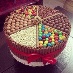 Pequeña torta