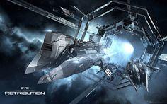 ArtStation - EVE Online Holiday Celebration, Gordon Frederickson