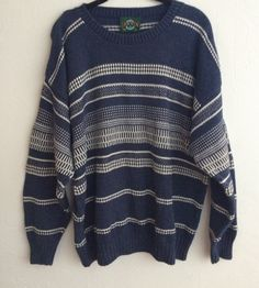 College Point Women/'s Sweater Houndstooth Print VTG 1980/'s Sz Small 100/% Acrylic