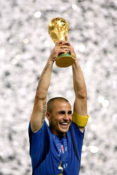 Fabio Cannavaro, Italy - FIFA World Cup Champion (Germany/2006)