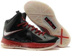 online store b035d a9ee3 Buy Fashion Nike Zoom Lebron X 10 Miami Mens Shoes Black Red 2016 On Sale  from Reliable Fashion Nike Zoom Lebron X 10 Miami Mens Shoes Black Red 2016  On ...