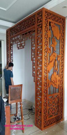 Bàn Thờ Pooja Room Door Design, Home Room Design, Mandir Design, Asian House, Indian House Plans, Living Room Partition, Tv Wall Decor, Puja Room, Tv Wall Design