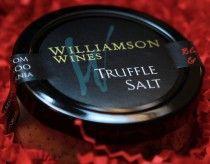 Williamson Wines Truffle Salt - SO good on popcorn!