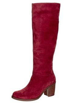 Zign - Botas - rojo