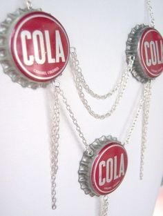 really cool necklace