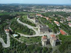 Castelo de Ourém [Séc. XII - Ourém, Ribatejo, Portugal]